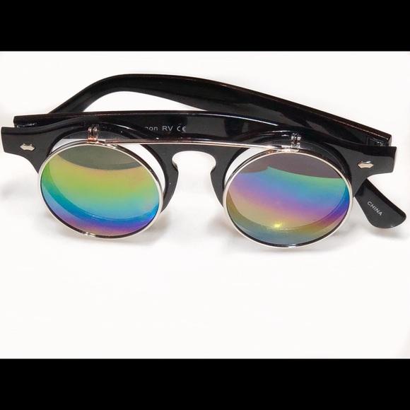 8b6258f9df Accessories - Holographic Sunglasses